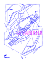 COVER Yamaha 4C8-84396-00-00